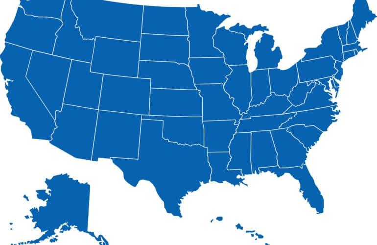 compact nursing states