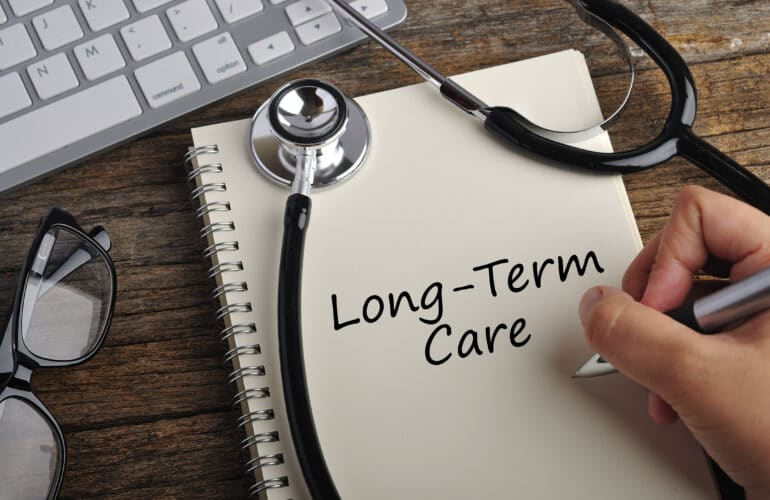 long-term care nursing